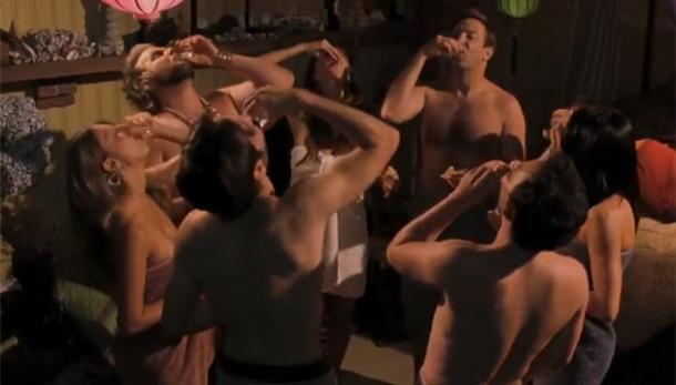 Home milf gangbang sex videos