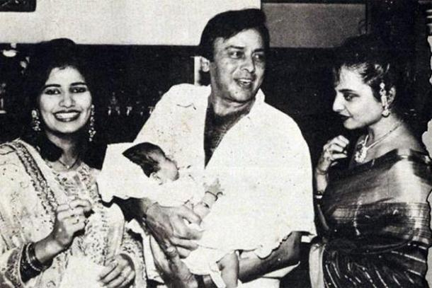 Gemini Ganesan Controversial Life Photos: In Pics: The Gemini Ganesan-Rekha Family Tree