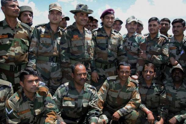 Lieutenant Colonel India Meet Lieutenant Colonel