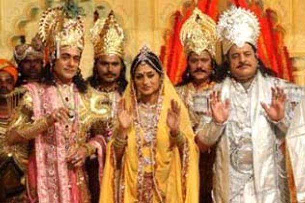 25 Years Of BR Chopra's 'Mahabharata': Do You Remember