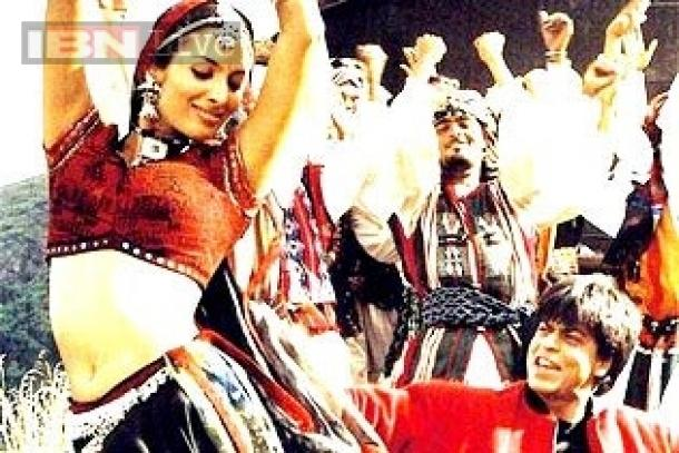 Shah Rukh Khan's 'Chaiyya Chaiyya' Completes 15 Years