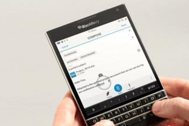 how to change owner of blackberry phone