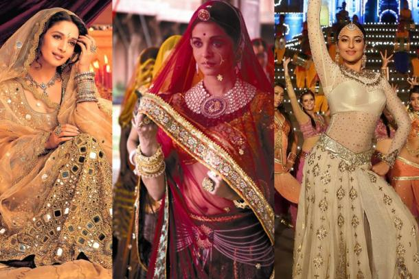 Most expensive bollywood costumes ever for Most expensive wedding dress in india