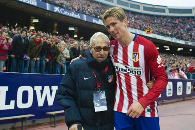 La Liga: Torres scores 100th goal for Atletico in 3-1 win over Eibar