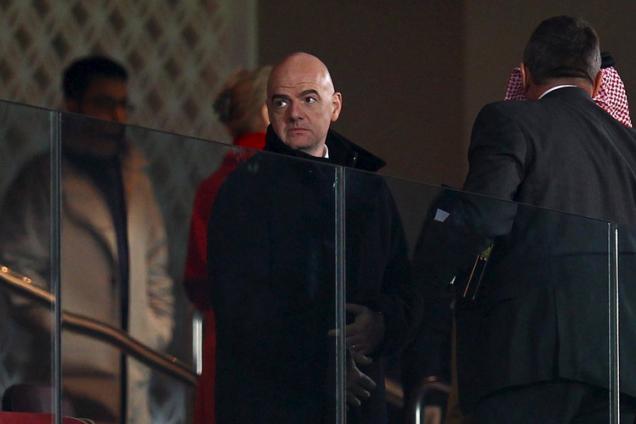 European Club Association backs Gianni Infantino for FIFA job