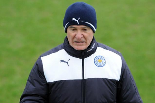Pressure in now on our rivals: Leicester manager Ranieri