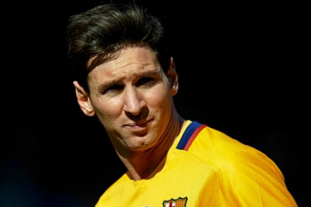 Messi to play in King