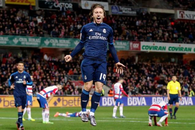 La Liga: Modric