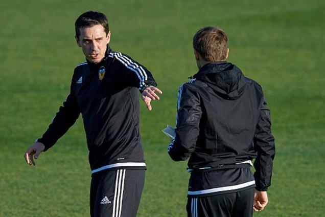 La Liga: Gary Neville looks to pick up the Valencia pieces at Betis