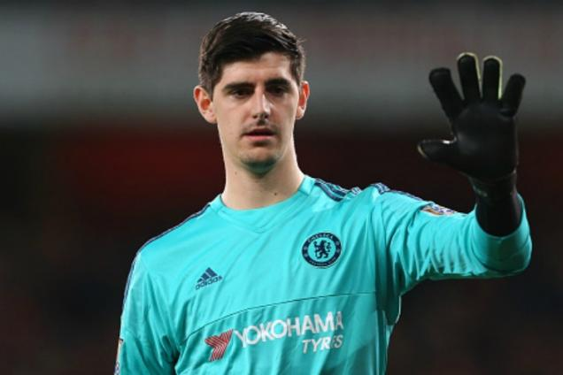 Chelsea must enter FA Cup or Champions League title clash: goalkeeper Courtois