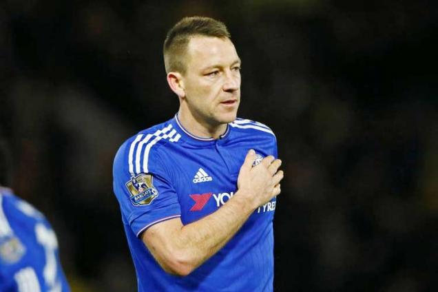 John Terry doubtful for Chelsea