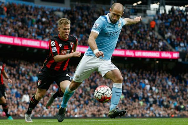 Zabaleta suspects changes at Man City on Guardiola