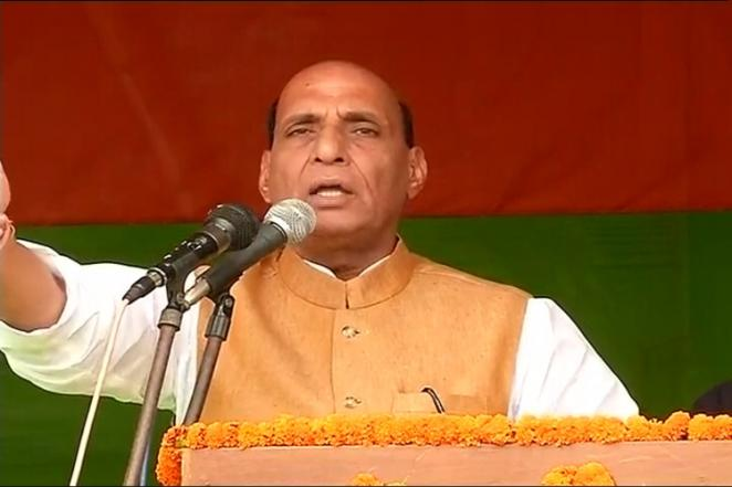 Pakistan Can't be Trusted to Fight Terror, Says Rajnath Singh