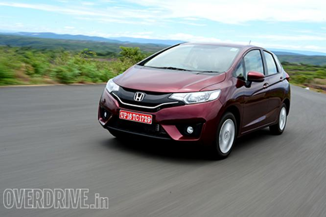 Honda Models in India Model of The Jazz in India