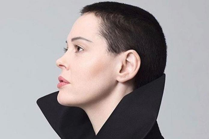 Image result for Rose McGowan Cancels Appearances After Trans Rights Confrontation