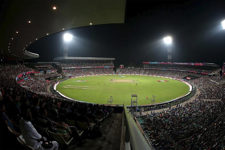 Ipl 2017 Fire Scare At Eden Gardens Ahead Of Kxip Match