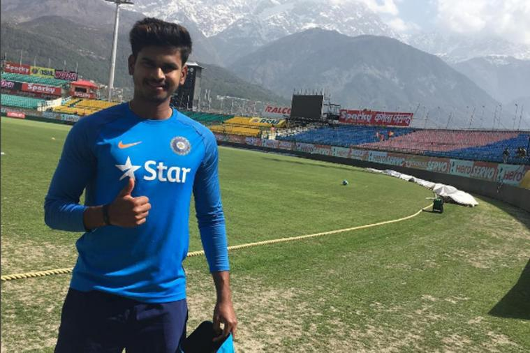 Image result for Shreyas Iyer to lead Board President's XI against New Zealand
