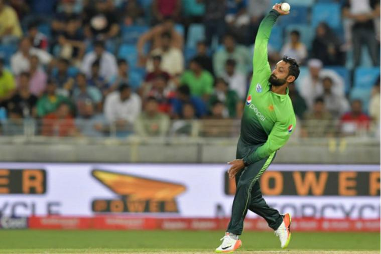 Image result for Pakistan's Hafeez will re-work on bowling action in England