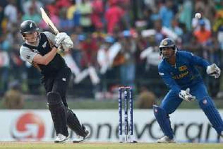 Brendon McCullum smacked two sixes in his breezy innings. (Getty Images)