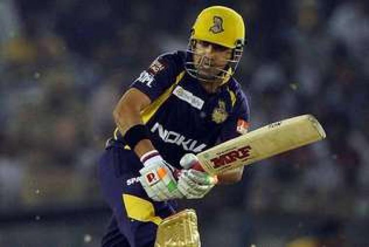 Gautam Gambhir led the Kolkata Knight Riders to their maiden IPL title in the last season. (AFP)