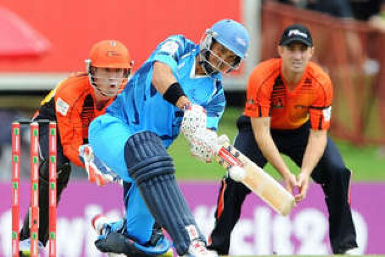 Jacques Rudolph's 59-ball 83 propelled Titans to a convincing 39-run win over Perth Scorchers. (Getty Images)