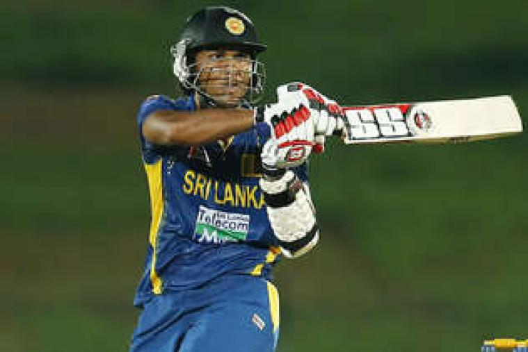 Dinesh Chandimal scored a brilliant 43 off 65-ball. He smashed four boundaries in his knock. (AP Photo)