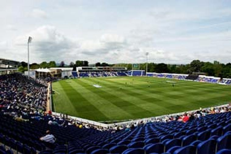 Sophia Gardens in Cardiff, Wales will host five matches this summer, including the tournament opener between India and South Africa on June 6 and the second semi-final.