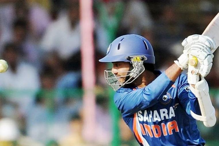 Dinesh Karthik, who will be a back-up wicketkeeper for MS Dhoni, has been recalled to India's ODI squad after almost three years. (AFP)