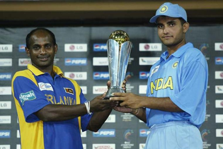 Sri Lanka and India were declared joint winner after contesting two aborted finals.