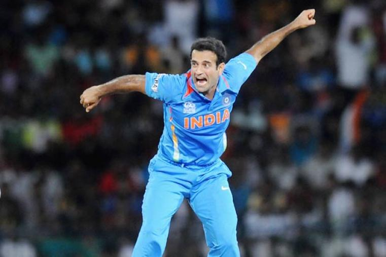 Irfan Pathan should consider himself lucky to have found a place in the 15-man squad. The Baroda player last played for India at the ICC World Twenty20 in Sri Lanka last year. (Getty Images)