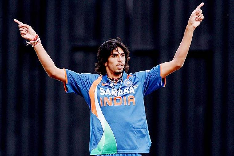 Ishant Sharma's good form in the IPL has proved to be a lifeline for him but he needs to reproduce the same form for India in the Champions Trophy. (Getty Images)