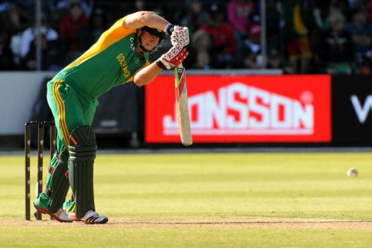South African batsman David Miller was outstanding in IPL 6, and if he bats the way he did for Kings XI Punjab in the middle order for South Africa, then AB de Villiers' team will take some serious beating.