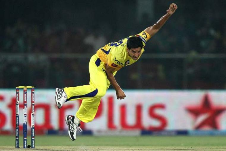 Mohit Sharma has been one of the IPL's major finds this year. The 24-year Haryana pacer has dismissed the likes of Rahul Dravid, Virender Sehwag and David Warner with immaculate line and length. With a strong outswinger in his repertoire, Sharma has twice picked up three wickets this season with a best of 3 for 10 against Delhi Daredevils.