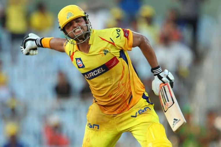 Perhaps the most consistent batsman of all six seasons combined, Suresh Raina has played a pivotal role in Chennai's road to the final. Raina not only notched up his first IPL century (100 not out against Kings XI Punjab), but also followed it up with 99 not out against Sunrisers Hyderabad two games later. Raina has managed 548 runs from 17 matches.