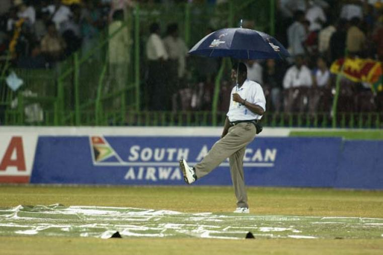 The third installment of the tournament was held in Sri Lanka in 2002 just five months before the 2003 World Cup. The upcoming monsoon had its say as the final and the reserve day were washed out.