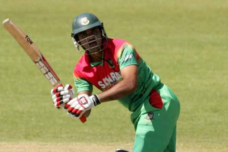 Ziaur Rahman (12 off 20) was one of many Bangladesh batsman who got out after getting a start. (AFP)