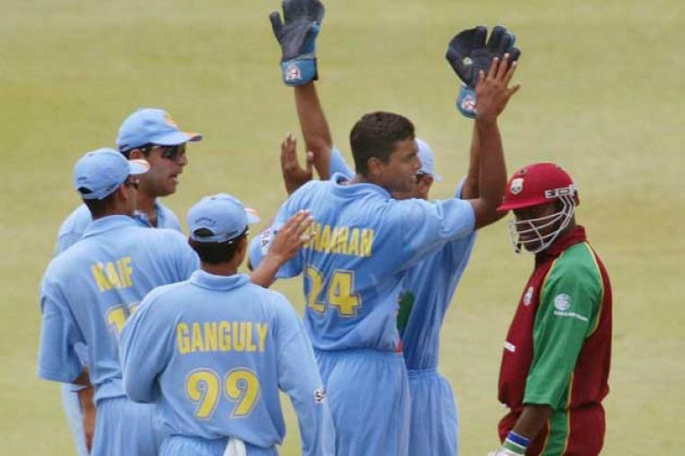 On debut, Kerala fast bowler Tinu Yohannan took 3 for 33 to help India bowl the hosts out for 186 in 44.5 overs. (AFP)