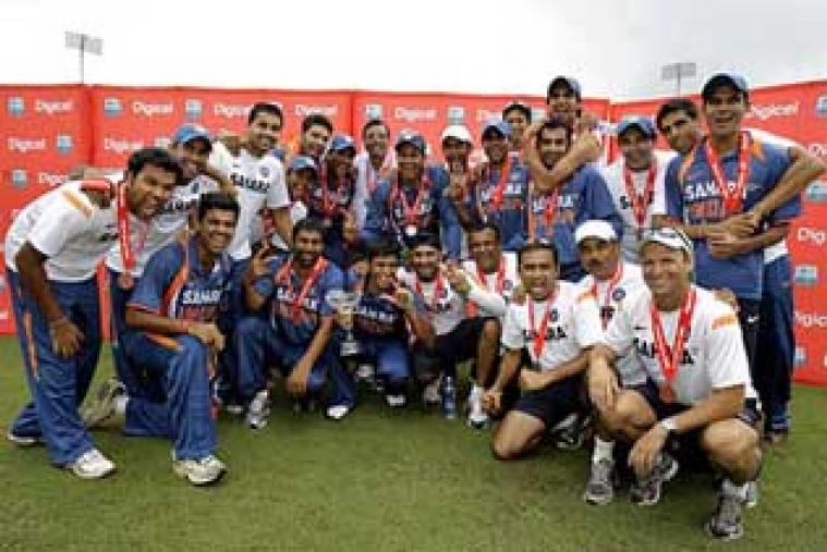 India beat West Indies 2-1 in a short ODI series following the 2009 ICC World Twenty20 disappointment. (AP)