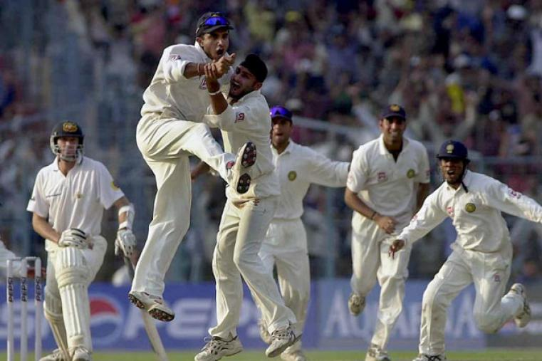 Ganguly led India to their most memorable series victory when in 2001 they beat Steve Waugh's 'Invincible Australia' to regain the Border-Gavaskar Trophy.