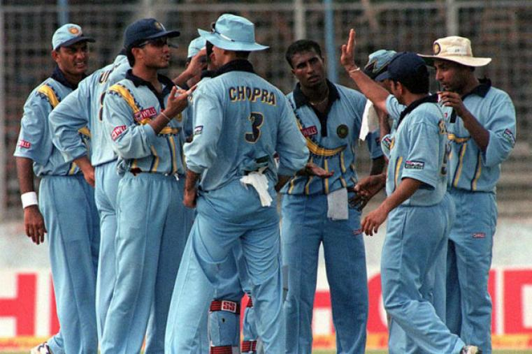 The new millennium dawned with the Indian team looking up to a new leader in Ganguly, after he was given the captaincy from Tendulkar following the latter's woeful run as skipper.