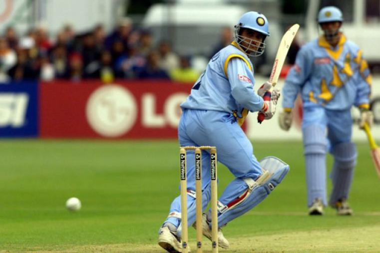 By the later half of the 90's, Ganguly had become one of the mainstays of Indian batting. His innings of 183 against Sri Lanka at Taunton in the 1999 World Cup, contributed heaps to establish him as one of the greatest ODI players.