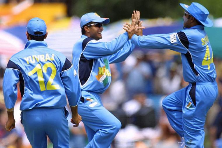 Ganguly led India to their first World Cup final in 20 years. However, the side lost to Australia convincingly to extend India's wait for another World Cup.