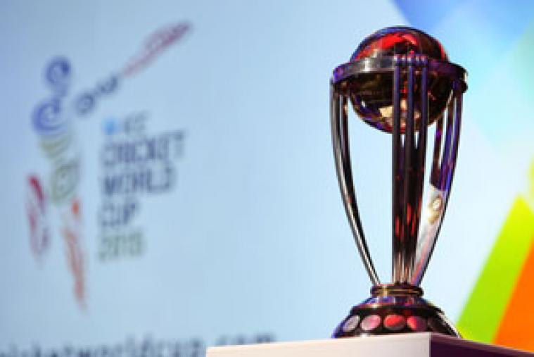 The ICC, on Tuesday staged the official launch of the 2015 Cricket World Cup in Wellington and Melbourne.