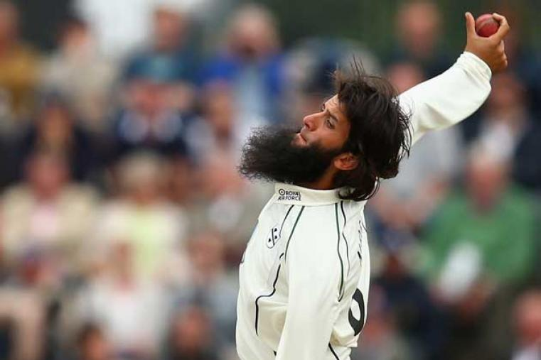 Birmingham born offspinner Moeen Ali provided Worcestershire with their first breakthrough dismissing the inform Watson.