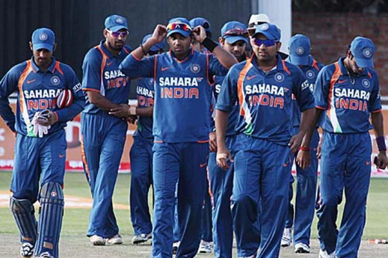 However, India were beaten by six wickets to start the tour on a disappointing note.