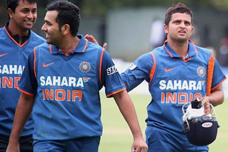 Two days later, however, India beat Sri Lanka by seven wickets thanks to Rohit's 101* off 100 balls.