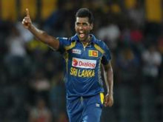Thisara Perera too picked up three wickets and Sri Lanka registered a thumping 180-run victory in the opening encounter of the series. (AFP Images)