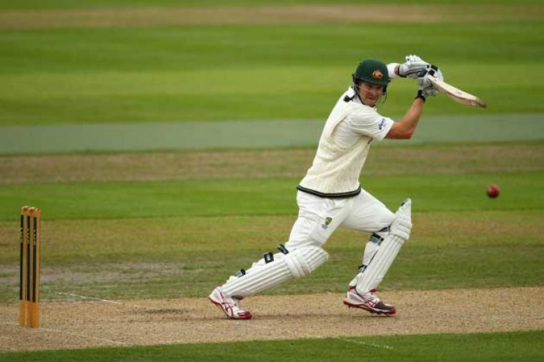 Watson's 109 came off 139 deliveries which included 14 boundaries and a couple of sixes.