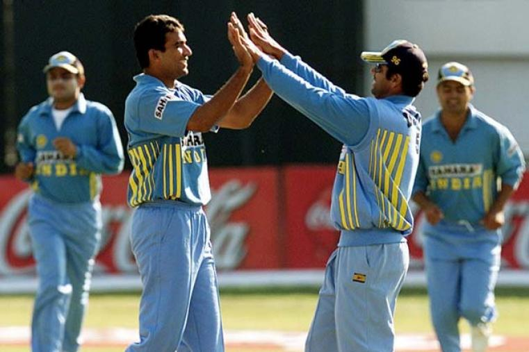 Zaheer Khan took 4 for 42 as India made it two wins in a row over Zimbabwe at Bulawayo.
