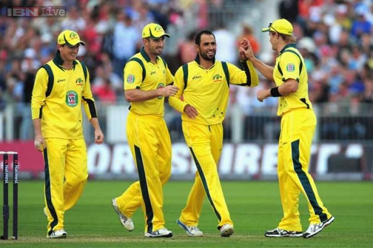Fawad Ahmed picked up three wickets in his quota of four overs. (AFP Photo)